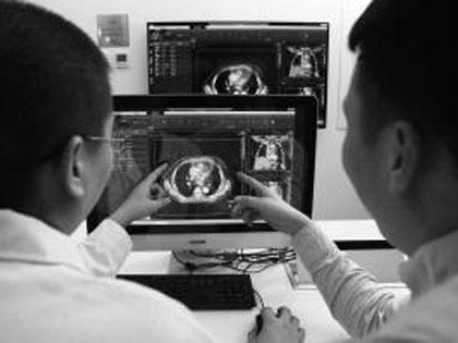 医疗行业出现人工智能黑科技
