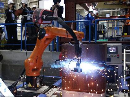 中国制造2025 建筑行业自动化设备应用预计全球超过七千台