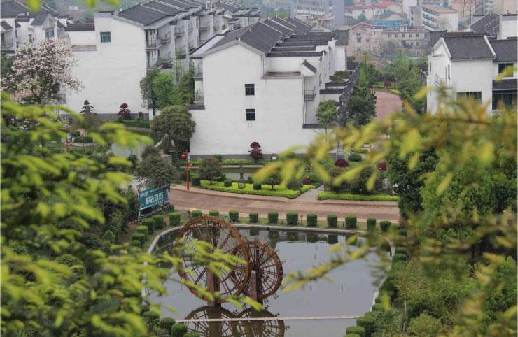 城市中的花园,花园中的城市