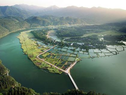 邵阳县天子湖和绥宁花园阁国家湿地公园成功验收