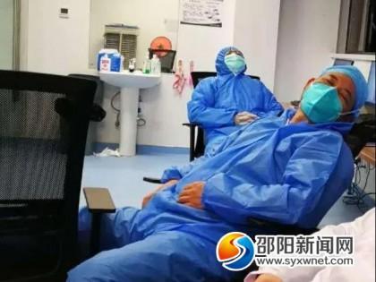 黄冈邵阳医疗队长唐忠礼:只是换了一个地方战斗