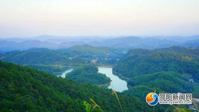 隆回向家村:一山一水皆美景 美丽乡村入画来