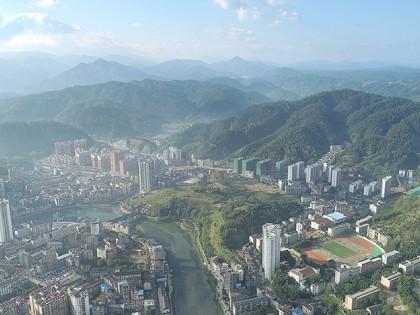绥宁:绿色山水 风景宜人