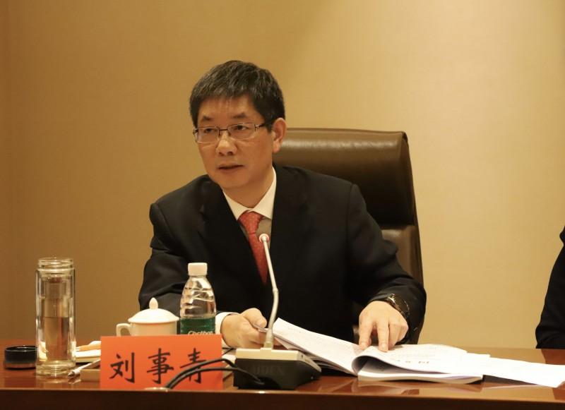 邵阳市市长、市委副书记刘事青