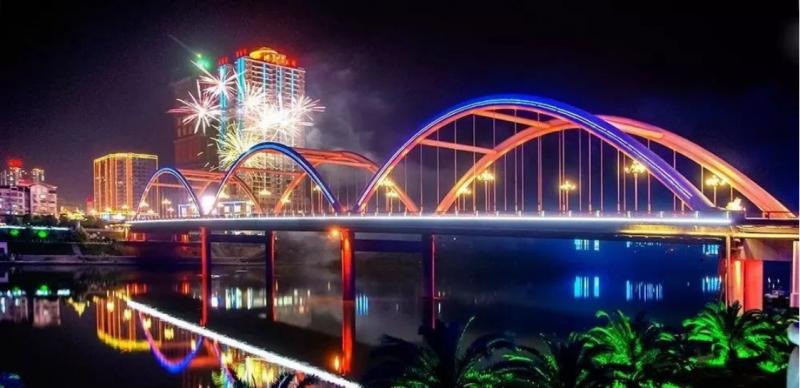 邵阳市西湖大桥