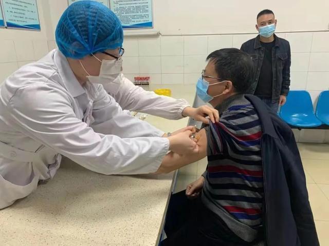 邵阳免费接种新冠疫苗