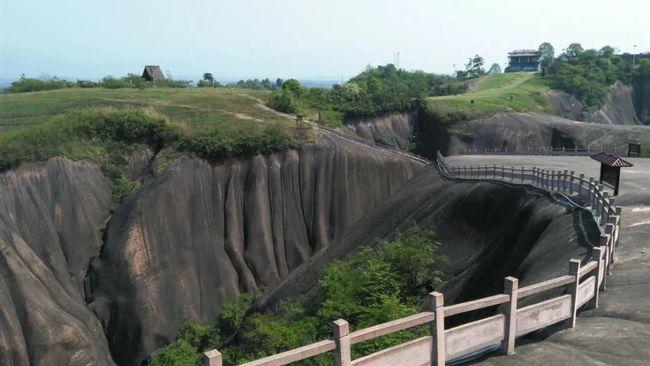 藏在湖南的奇观,邵阳美得令人震撼!
