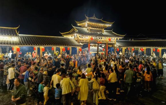 绥宁县上堡侗寨