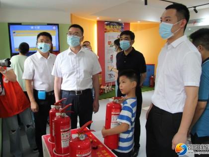 全省农村留守儿童和困境儿童关爱服务工作现场交流会在邵阳召开