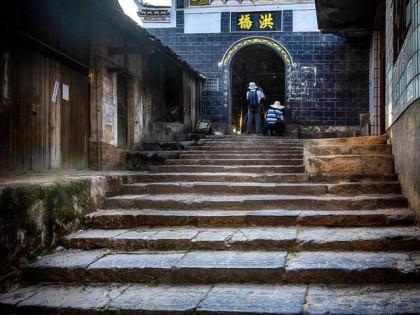 邵阳洪桥,一座历经500年风雨沧桑的明清古廊风雨桥!
